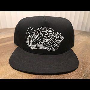SUPREME Daniel Johnston SnapBack hat